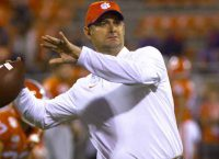 USF hires Clemson's Scott as head coach