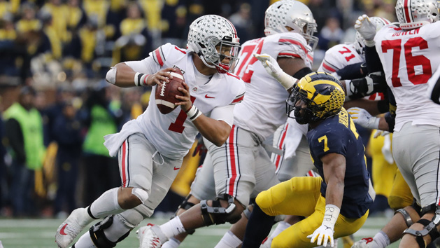 Day expects Fields to play in CFP title game