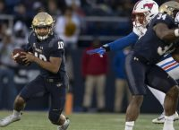 Army aims for fourth straight win over No. 23 Navy