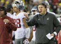 Washington State extends Leach through 2024