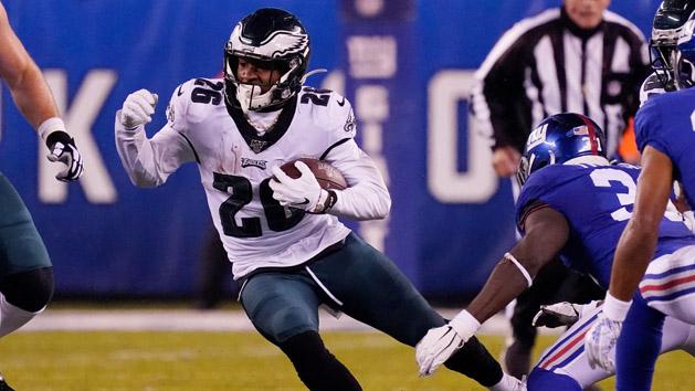 Philadelphia Eagles 2020 schedule spotlight