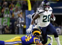 Seahawks RB Penny out for season with ACL injury