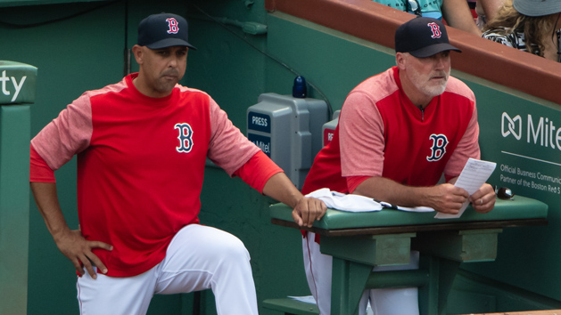 Red Sox fire Cora amid sign-stealing controversy