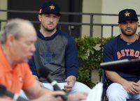 Astros, Altuve, Bregman 'sorry' for sign-stealing saga