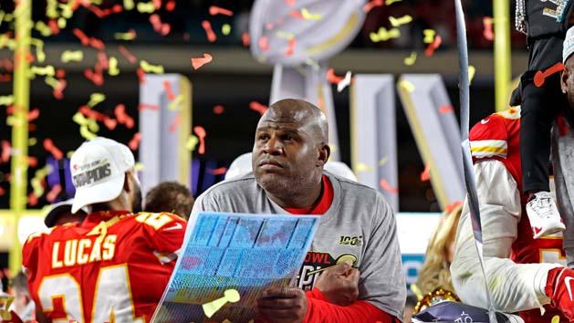Report: Chiefs' Bieniemy top choice to replace Tucker