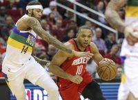 Rockets' Gordon (leg) out through All-Star break