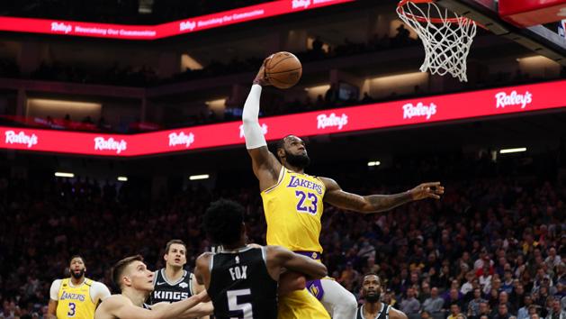 LeBron rejects idea NBA wants season canceled