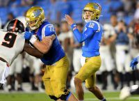 UCLA QB Burton enters transfer portal