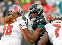 Jaguars trade DE Campbell to Ravens