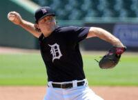 Mize makes first home start against reeling Cubs