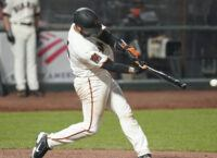 Giants promote top catching prospect Bart