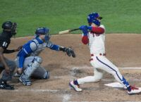 Phillies' Bryce Harper dealing with back soreness