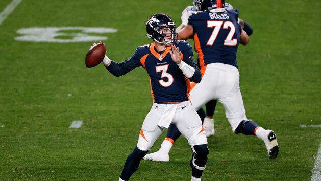 Drew Lock in limbo as new GM gets keys to Broncos