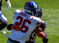 Report: Giants fear Barkley sustained torn ACL