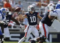 No. 23 Auburn takes on visiting Vols