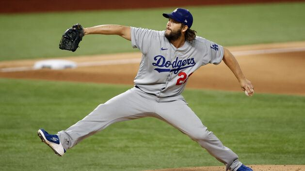 Dodgers' Kershaw, Rays' Glasnow to duel in Game 1