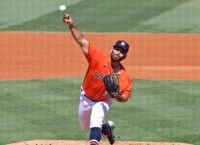 Astros decide on RHP Urquidy for Game 3 of ALCS