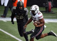 Gamecocks Roll to 41-7 Win Over Commodores