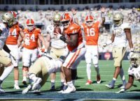 No. 1 Clemson wants to keep rolling against Syracuse