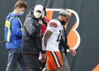 Browns' Beckham Jr. says knee 'feeling great'