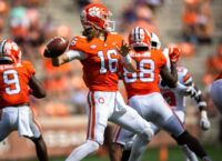 No. 4 Clemson looks to unleash Lawrence vs. Pitt