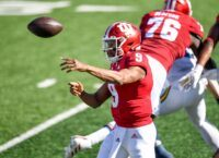 Indiana QB Penix (torn ACL) out for season