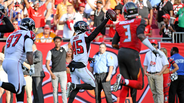 More Picks, Irony, Losses for Bucs, Winston