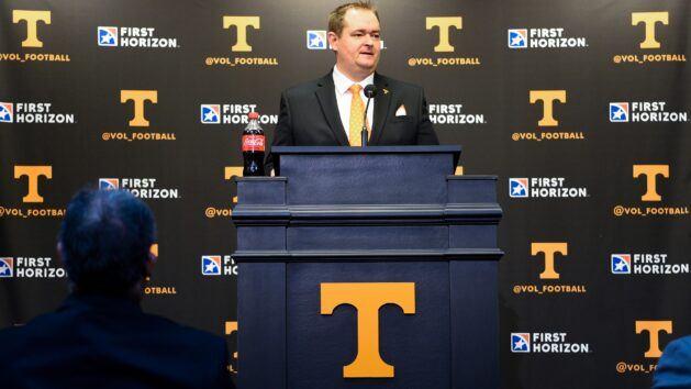 Tennessee picks UCF's Josh Heupel as head coach