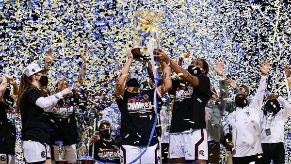 South Carolina Women Win the SEC Title ... Again
