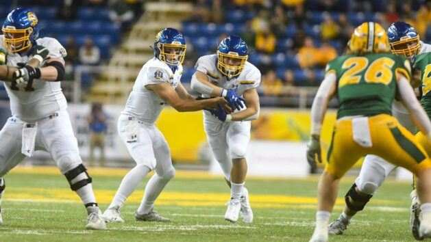 South Dakota State gains top seed in FCS playoffs
