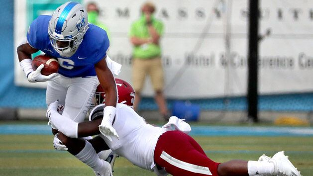 Man of Steel: Troy LB Martial is Absolutely Super