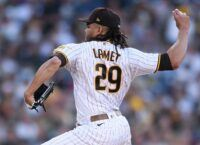 Padres put RHP Dinelson Lamet (forearm) on IL