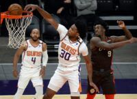 Suns on verge of sweeping Nuggets, MVP