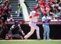 Ohtani, Angels end first half against Mariners
