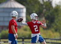 Colts' Wentz to return to practice Monday