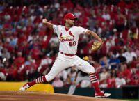 Cards' Adam Wainwright to get wild-card start