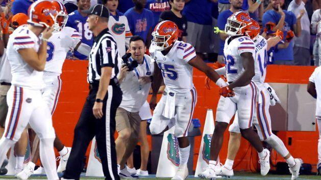 No. 1 Alabama, No. 11 Florida collide in The Swamp
