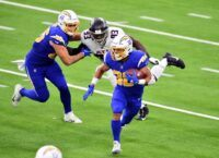 Chargers' Ekeler (hamstring) misses second practice