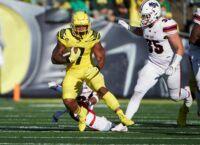 Oregon RB CJ Verdell to miss rest of season