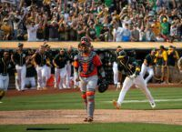 A's lose SS Elvis Andrus to fractured fibula