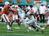 Spartans Deal Miami's Resurgence another Setback