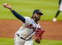 Toussaint looks to rebound as Braves host Rockies
