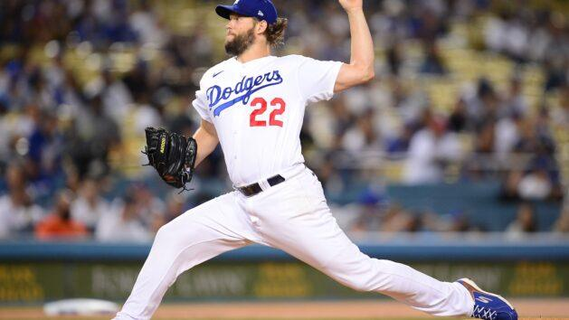 Dodgers place Clayton Kershaw on 10-day IL