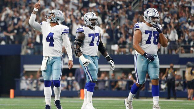 Cowboys bringing offensive MOJO to New England