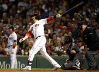 Red Sox All-Star J.D. Martinez added to ALDS roster