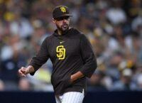 Padres fire manager Jayce Tingler