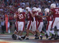 Stanford Winning Catch Upsets No. 3 Oregon