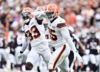 Browns DEs Garrett, Clowney return to practice