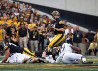 No. 2 Iowa's takeaway machine takes on Purdue