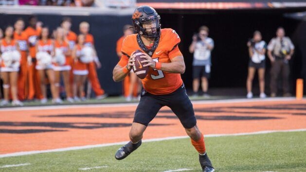 No. 12 Okie St. looks to pull rank on No. 25 Texas